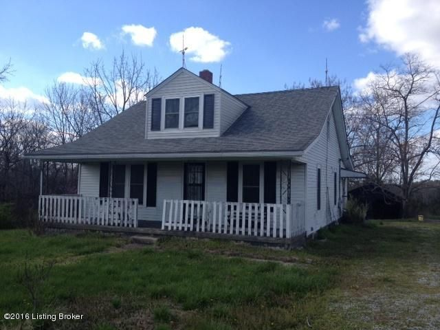 Single Family Home for Sale at 610 Nat Rogers Road New Haven, Kentucky 40051 United States