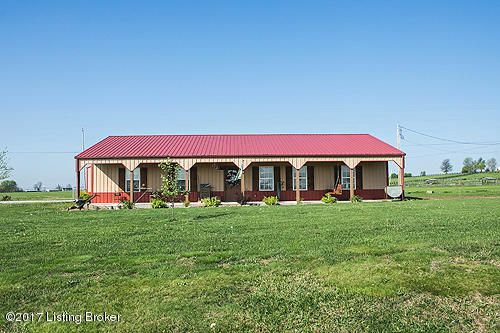 Single Family Home for Sale at 644 Fairgrounds Road Hardinsburg, Kentucky 40143 United States