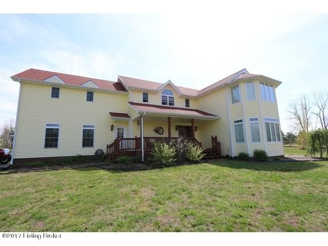 Single Family Home for Sale at 816 Thomason Cemetery Road Leitchfield, Kentucky 42754 United States