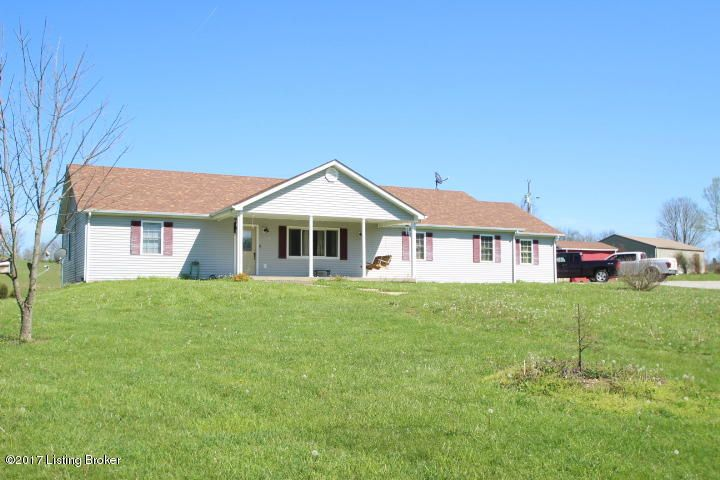 Single Family Home for Sale at 1279 Rice Road Lawrenceburg, Kentucky 40342 United States