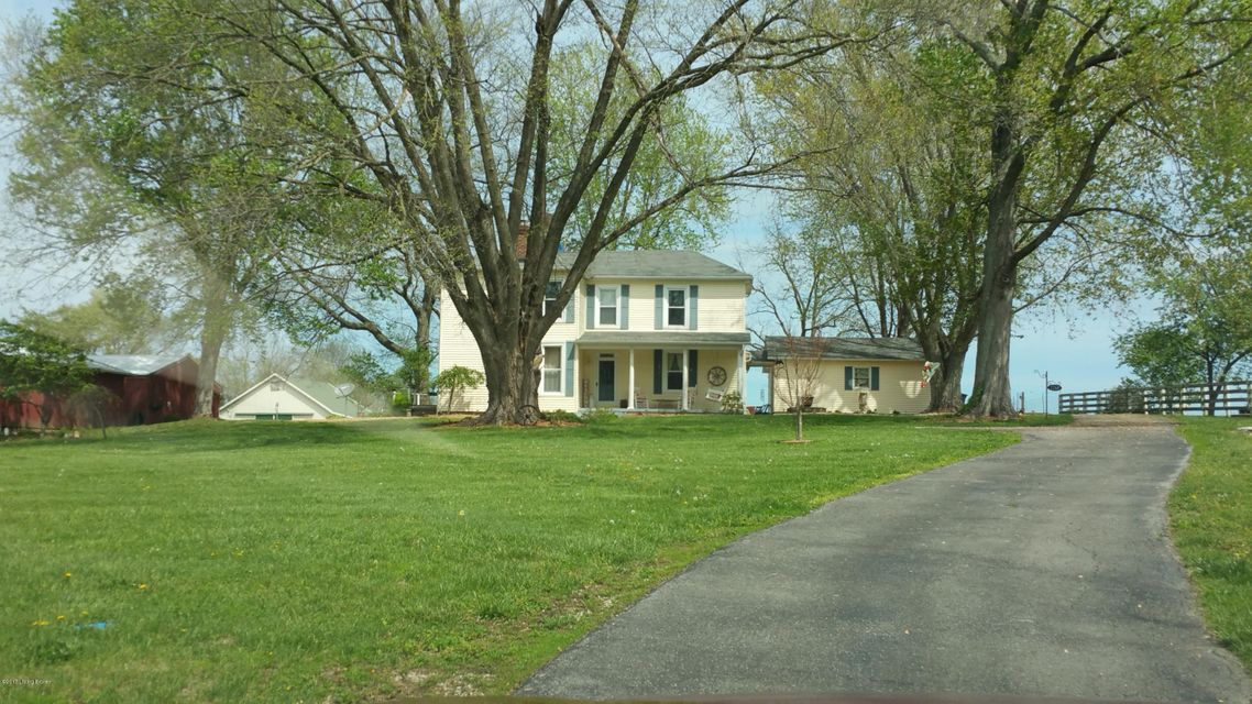 Single Family Home for Sale at 2260 Whitesides Road Coxs Creek, Kentucky 40013 United States