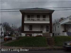 Multi-Family Home for Sale at 1058 26th Louisville, Kentucky 40211 United States
