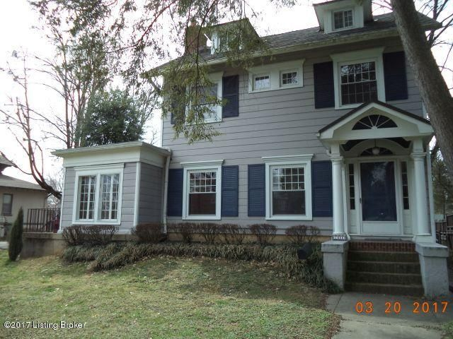 Single Family Home for Rent at 1646 Cowling Avenue Louisville, Kentucky 40205 United States