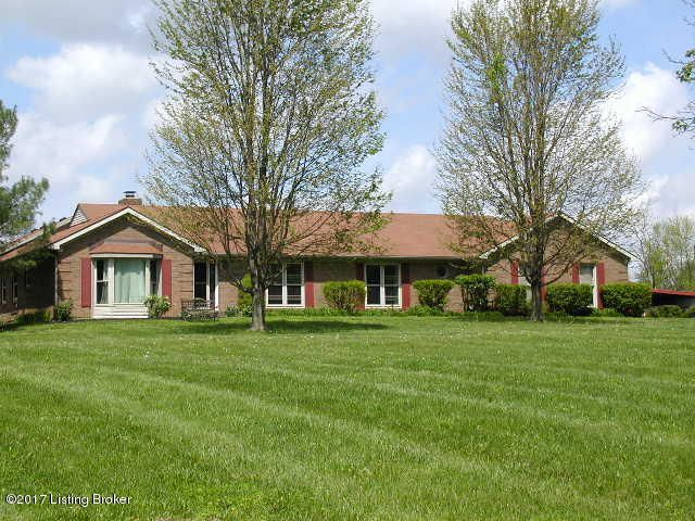 Single Family Home for Sale at 640 Fisherville Road Finchville, Kentucky 40022 United States
