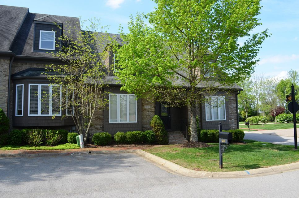Single Family Home for Sale at 218 Buckland Trace Louisville, Kentucky 40245 United States
