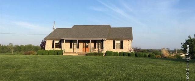 Single Family Home for Sale at 4825 Old State Road Brandenburg, Kentucky 40108 United States