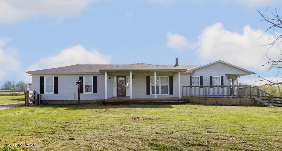 Single Family Home for Sale at 1848 Bates Lane Smithfield, Kentucky 40068 United States