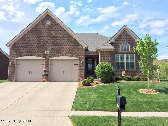 Single Family Home for Sale at 18311 Standwick Drive Louisville, Kentucky 40245 United States