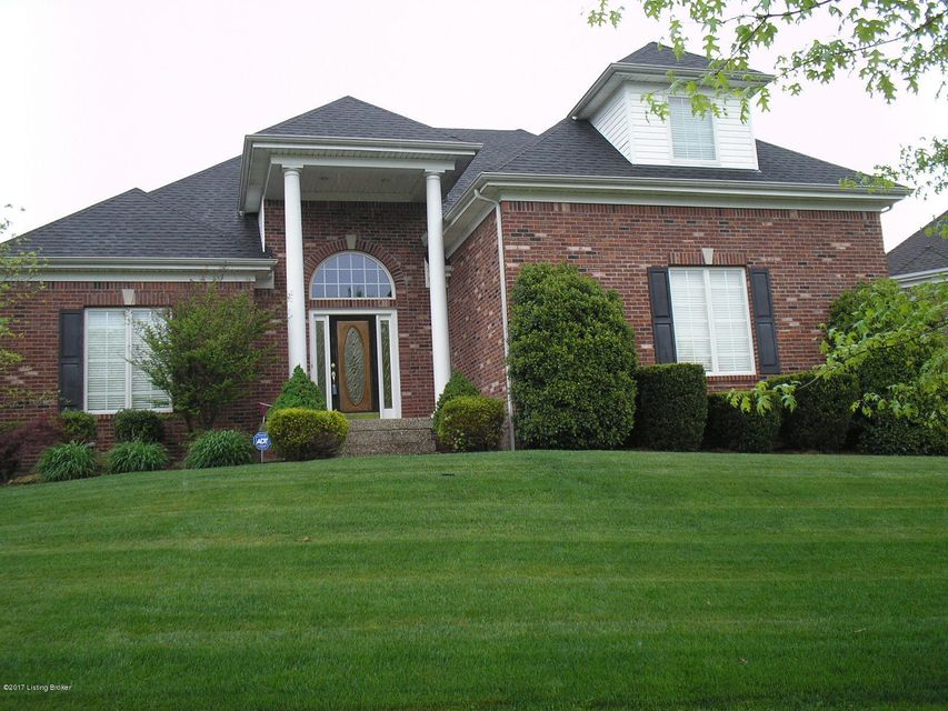 Single Family Home for Sale at 14610 Landis Lakes Drive Louisville, Kentucky 40245 United States