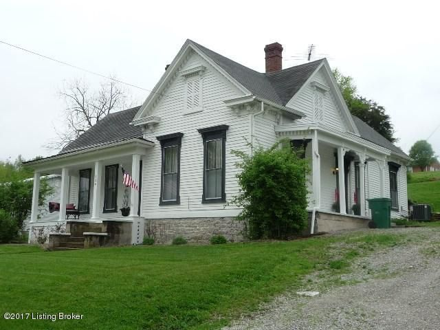 Single Family Home for Sale at 125 Chaplin Road 125 Chaplin Road Bloomfield, Kentucky 40008 United States