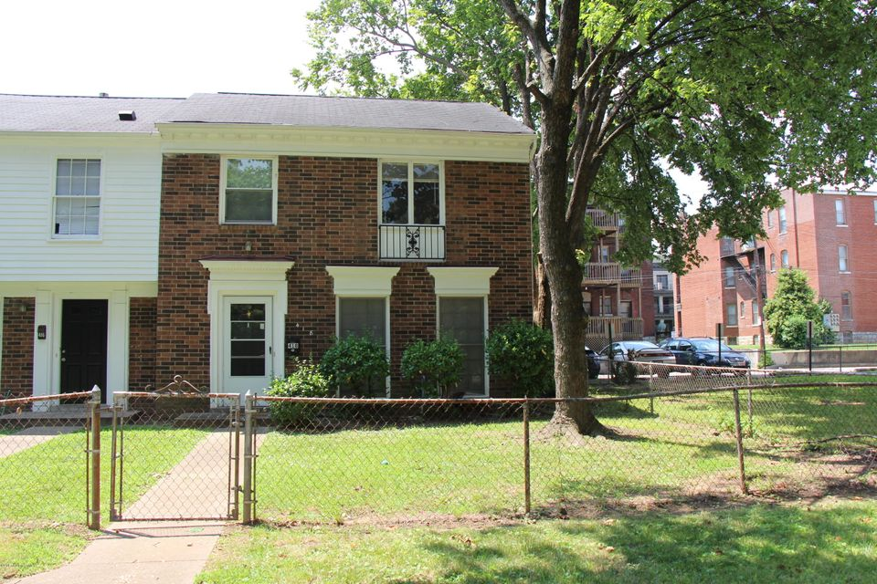 Single Family Home for Rent at 414 W Hill Street Louisville, Kentucky 40203 United States