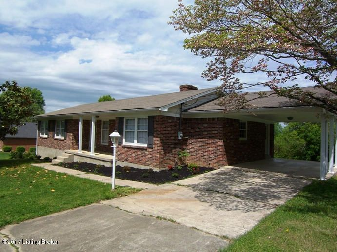 Single Family Home for Sale at 242 Ridgeview Drive New Haven, Kentucky 40051 United States
