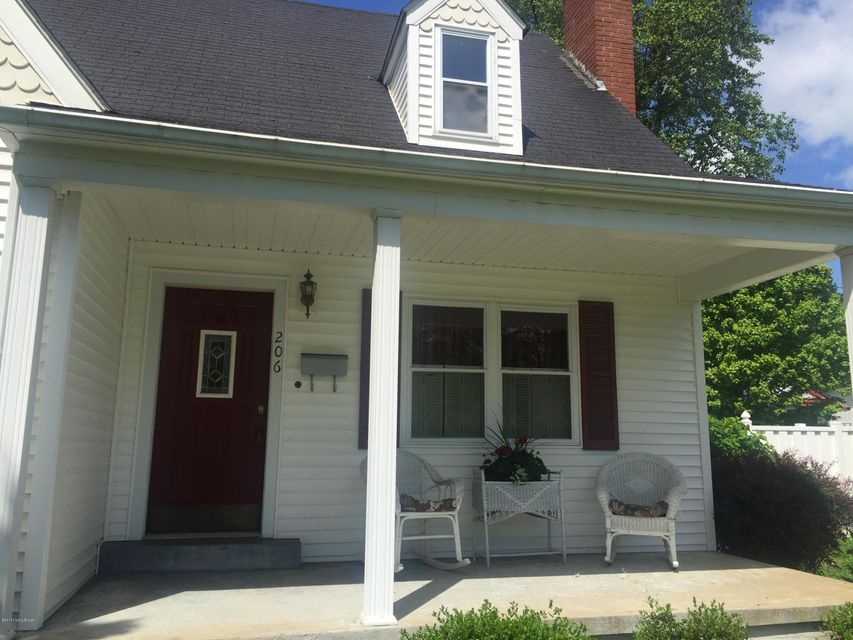 Single Family Home for Sale at 206 N English Street Leitchfield, Kentucky 42754 United States