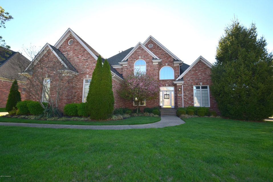Single Family Home for Sale at 2218 Highland Springs Place 2218 Highland Springs Place Louisville, Kentucky 40245 United States