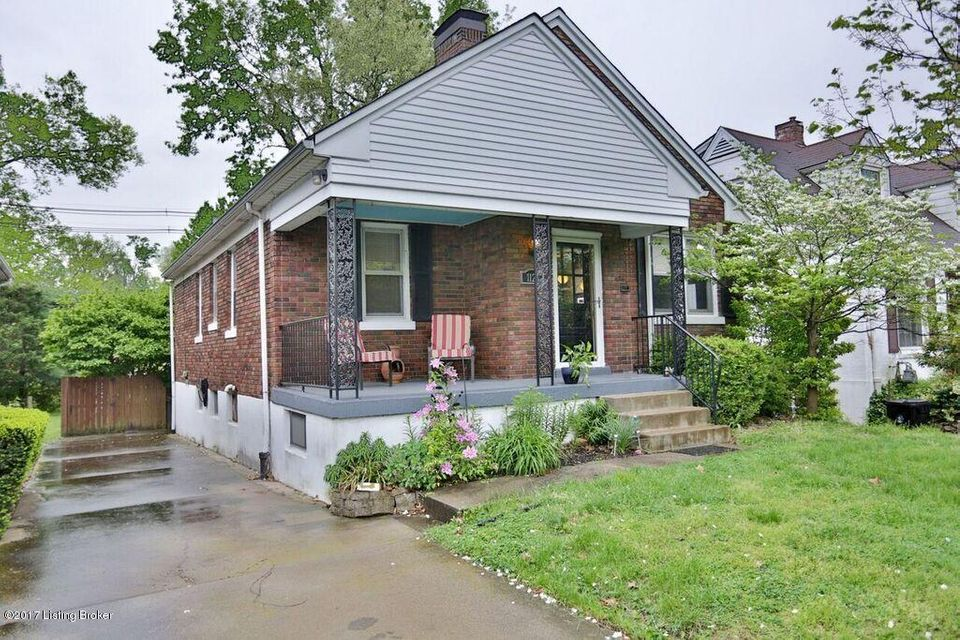 Single Family Home for Sale at 1126 Eastern Pkwy Louisville, Kentucky 40217 United States
