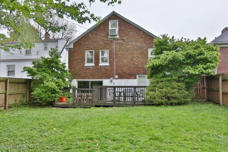 Additional photo for property listing at 1126 Eastern Pkwy  Louisville, Kentucky 40217 United States