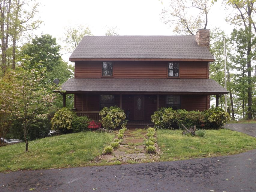 Single Family Home for Sale at 1690 Baileys Point Road Scottsville, Kentucky 42164 United States