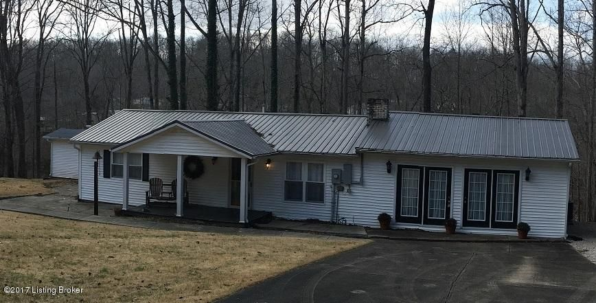 Single Family Home for Sale at 1185 Laurel Ridge Road Mammoth Cave, Kentucky 42259 United States