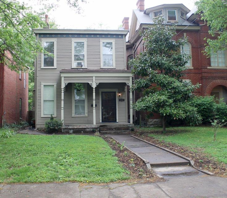 Single Family Home for Sale at 1322 S Floyd Street Louisville, Kentucky 40208 United States