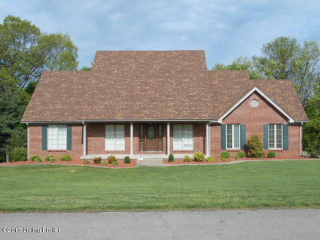 Single Family Home for Sale at 120 Limestone Blvd Bardstown, Kentucky 40004 United States