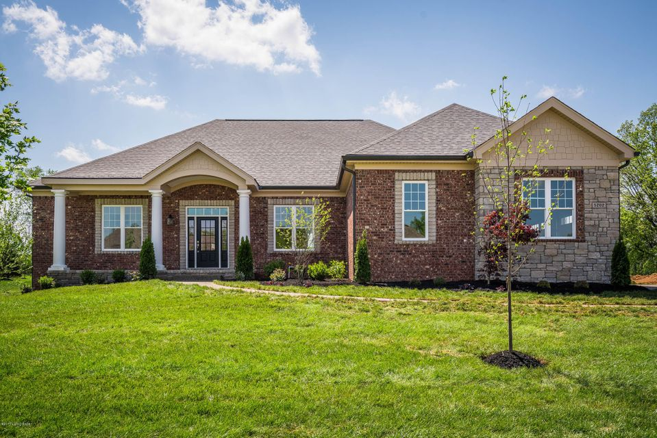 Single Family Home for Sale at 5202 Spring Mist Court Prospect, Kentucky 40059 United States