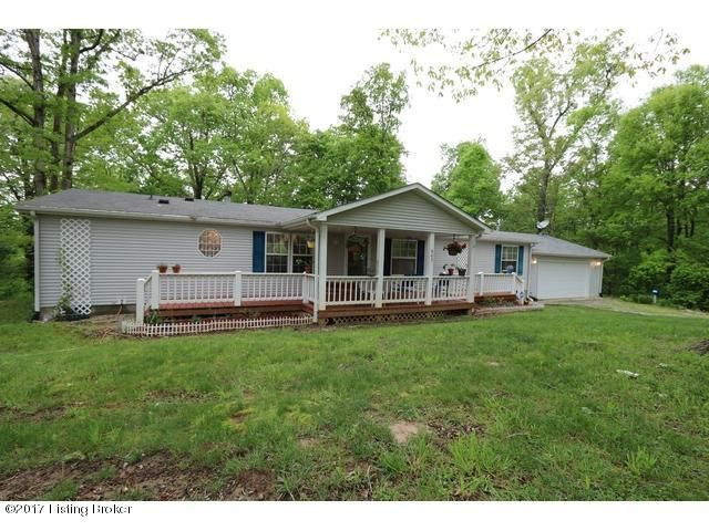 Single Family Home for Sale at 607 Thomason Cemetery Road Leitchfield, Kentucky 42754 United States