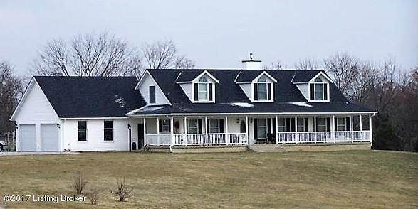 Single Family Home for Sale at 158 Happy Ridge Spurr Road Pleasureville, Kentucky 40057 United States