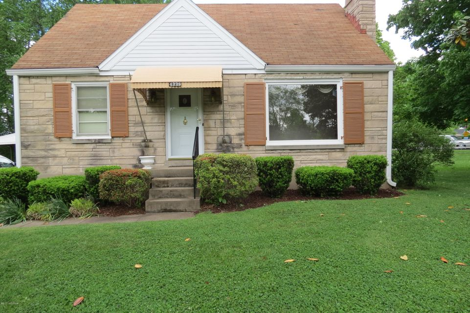Single Family Home for Sale at 4339 Taylorsville Road Louisville, Kentucky 40220 United States