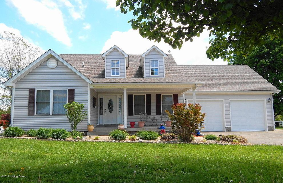 Single Family Home for Sale at 102 Maple Leaf Lane 102 Maple Leaf Lane Leitchfield, Kentucky 42754 United States