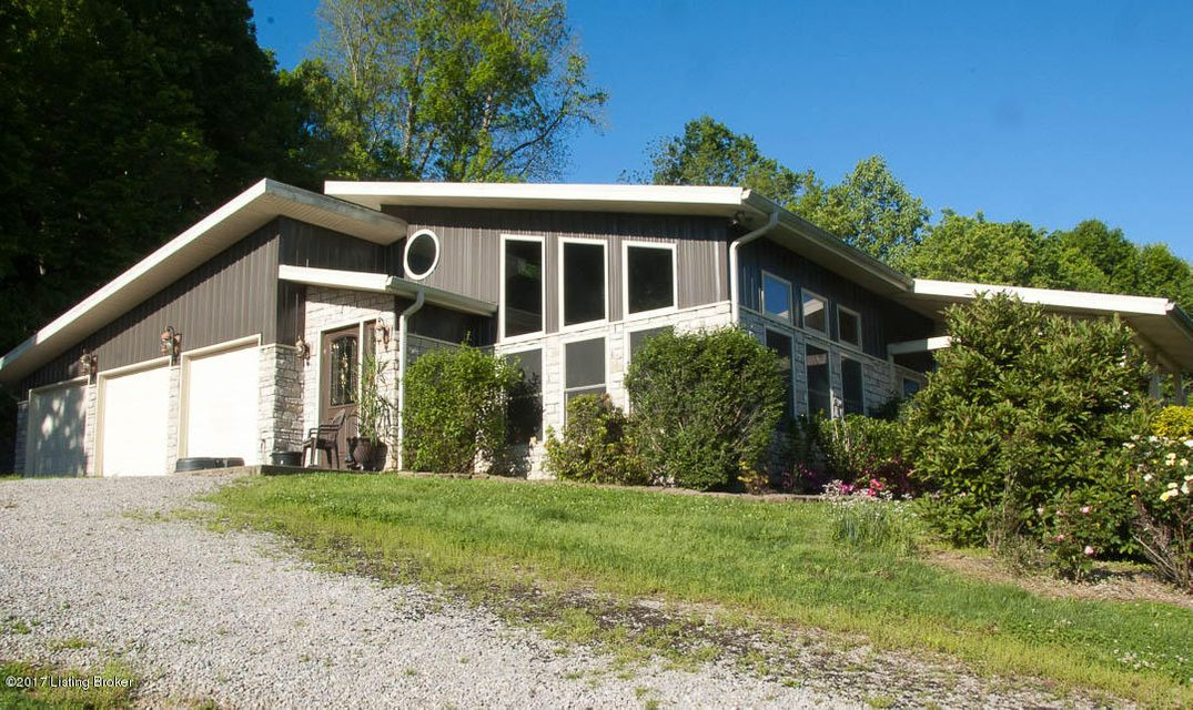 Single Family Home for Sale at 113 L.Hicks Road Mammoth Cave, Kentucky 42259 United States