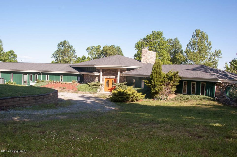 Single Family Home for Sale at 2413 Dickey Mill Road Mammoth Cave, Kentucky 42259 United States