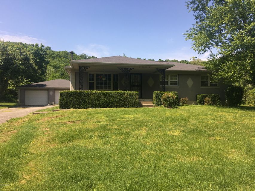 Single Family Home for Sale at 4065 Knob Creek Road Brooks, Kentucky 40109 United States