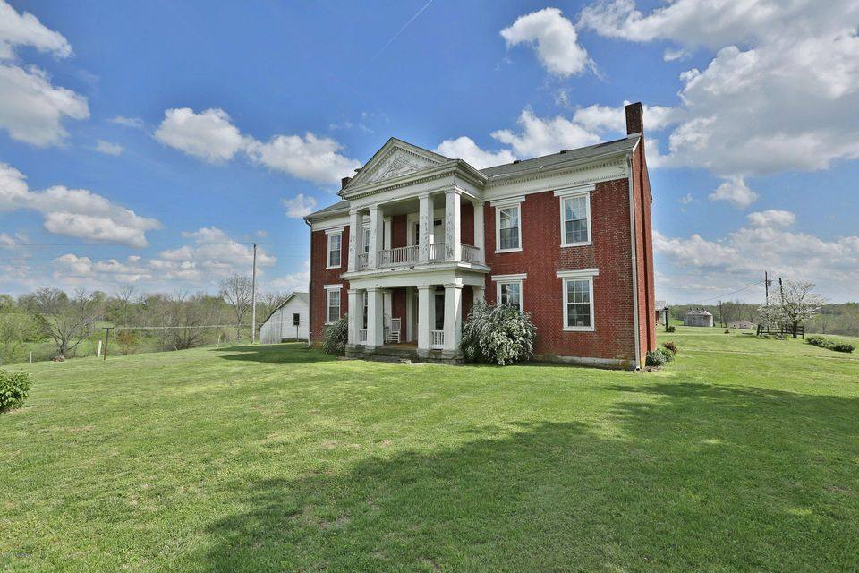 Farm / Ranch / Plantation for Sale at 1298 Bardstown Trail 1298 Bardstown Trail Waddy, Kentucky 40076 United States