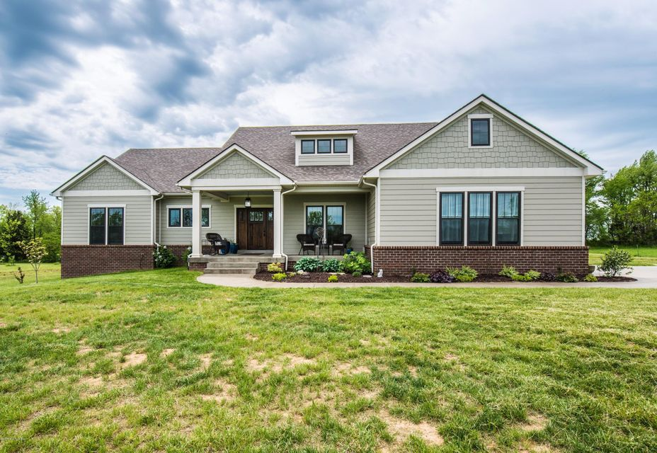 Single Family Home for Sale at 396 S Painted Leaf Court Shelbyville, Kentucky 40065 United States