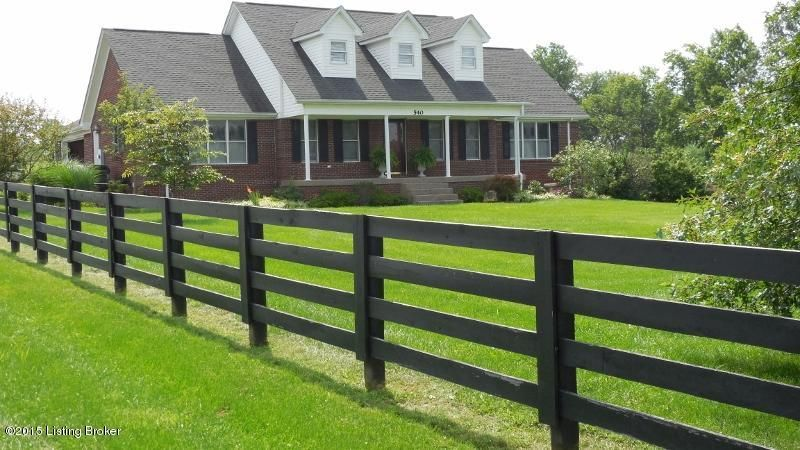 Single Family Home for Sale at 540 Flood Road Shelbyville, Kentucky 40065 United States
