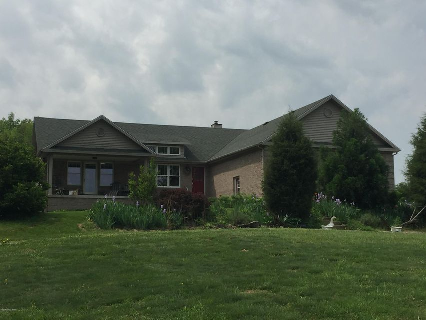Single Family Home for Sale at 1566 S HWY 105 1566 S HWY 105 Hardinsburg, Kentucky 40143 United States