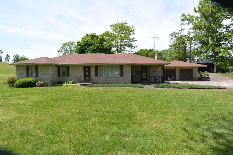 Single Family Home for Sale at 8728 Loretto Road Loretto, Kentucky 40037 United States