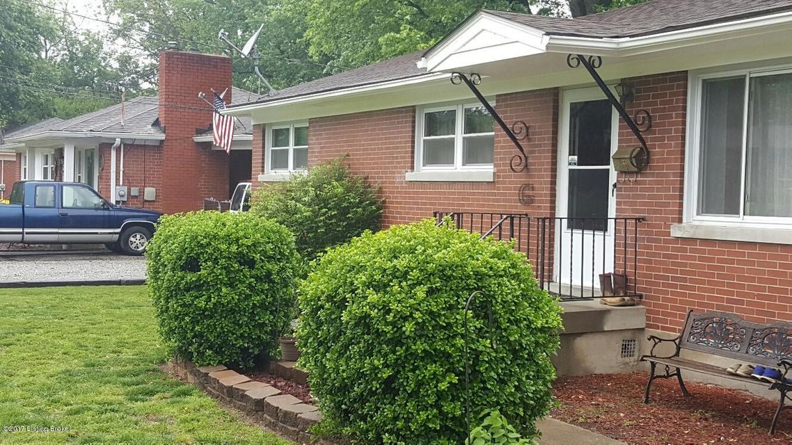 Single Family Home for Sale at 1087 Springview Drive Louisville, Kentucky 40219 United States