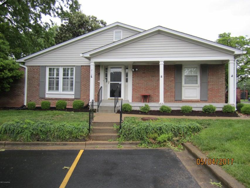Condominium for Sale at 1210 Dalmally Court Louisville, Kentucky 40222 United States