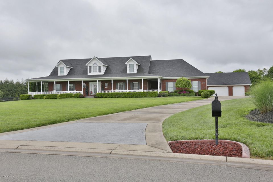Single Family Home for Sale at 157 Hamilton Place Taylorsville, Kentucky 40071 United States