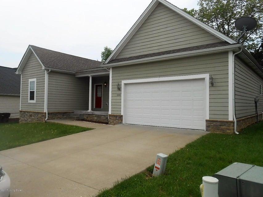 Single Family Home for Sale at 1340 Amanda Jo Drive Elizabethtown, Kentucky 42701 United States
