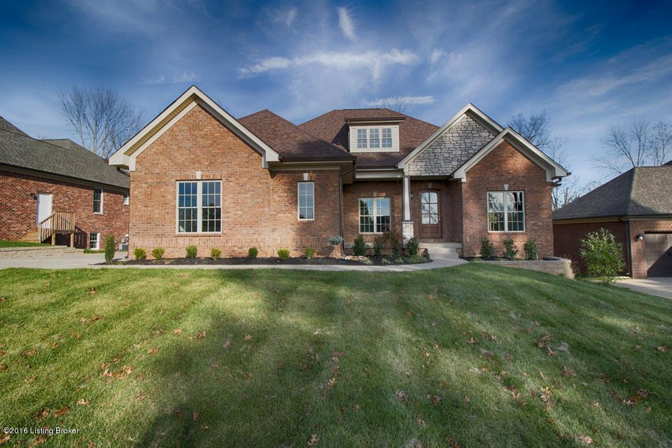 Single Family Home for Sale at 17101 Shakes Creek Drive 17101 Shakes Creek Drive Louisville, Kentucky 40023 United States