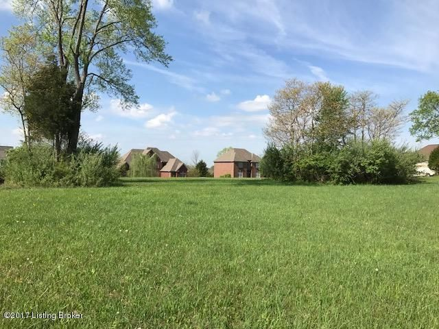 Land for Sale at Lot 297 E Persimmon Ridge Lot 297 E Persimmon Ridge Louisville, Kentucky 40245 United States
