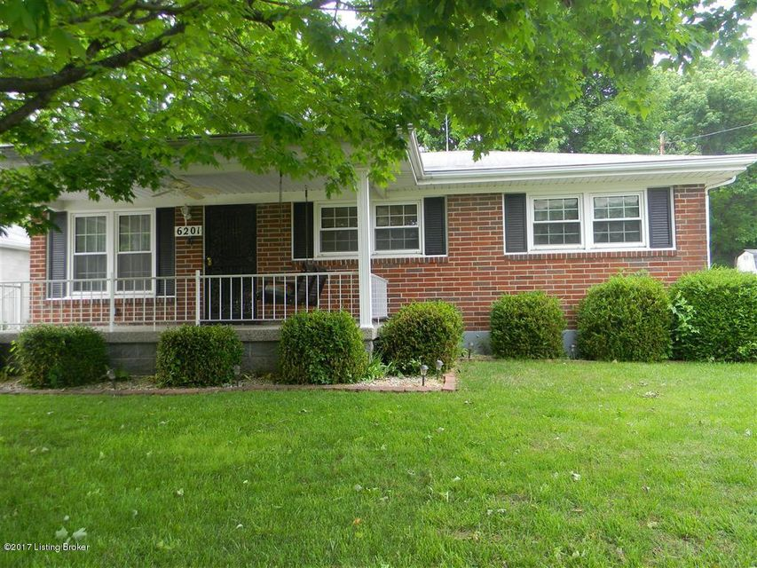 Single Family Home for Sale at 6201 Forsythia Lane Louisville, Kentucky 40229 United States