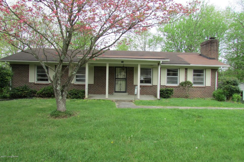 Single Family Home for Sale at 718 Clifford Drive Elizabethtown, Kentucky 42701 United States