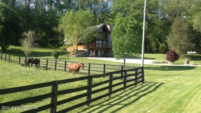 Single Family Home for Sale at 2230 Grays Run Road Taylorsville, Kentucky 40071 United States