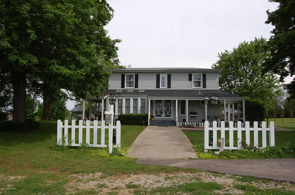 Single Family Home for Sale at 2695 Kings Church Road Taylorsville, Kentucky 40071 United States
