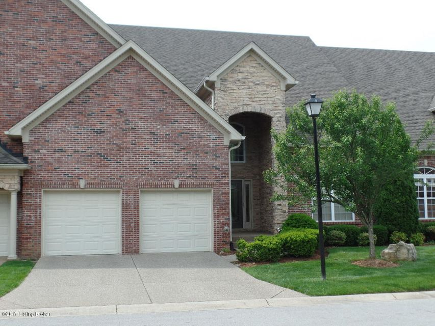 Condominium for Sale at 3236 Ridge Brook Circle 3236 Ridge Brook Circle Louisville, Kentucky 40245 United States