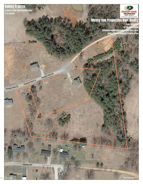 Land for Sale at 157 Country View Bonnieville, Kentucky 42713 United States