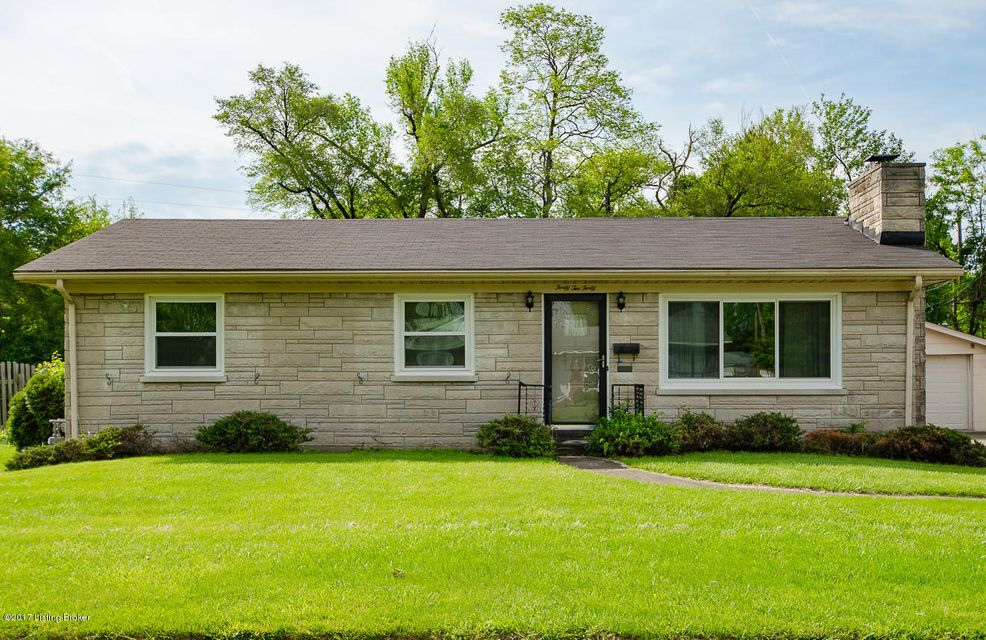 Single Family Home for Sale at 4240 Lynnbrook Drive Louisville, Kentucky 40220 United States